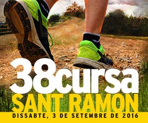 38 CURSA SANT RAMON Sant Boi