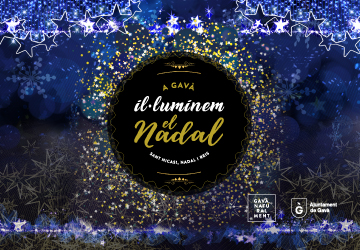 IL-LUMINEM EL NADAL - AJUNTAMENT DE GAVÀ - 2018