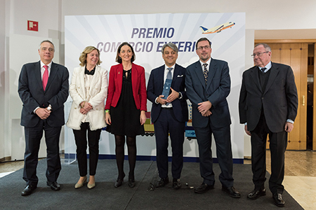 SEAT awarded as the largest industrial exporter in Spain 02 HQ