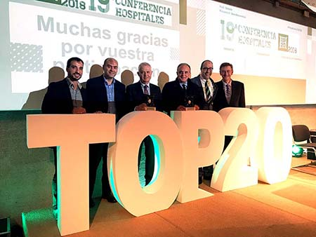 premio top 20 hospital sant joan deu barcelona