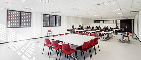 New Professional School in the Catalonia Automotive sector by Caas Arquitectes 13