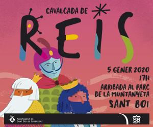 AJUNTAMENT DE SANT BOI CAMPANYA: CAVALCADA DE REIS 2020