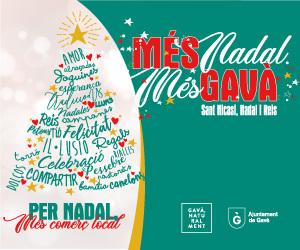 AJUNTAMENT DE GAVÀ CAMPANYA: NADAL 2019