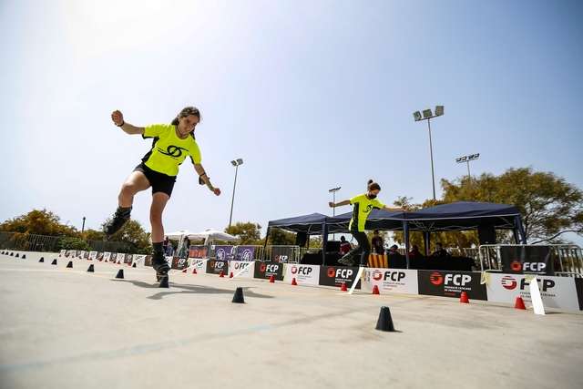 Gavà va ser la capital de l'Inline Freestyle
