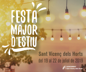 FESTA MAJOR D'ESTIU 2019