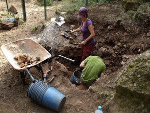 Els resultats d'aquestes excavacions s'han publicat a la revista Journal of Field Archaeology